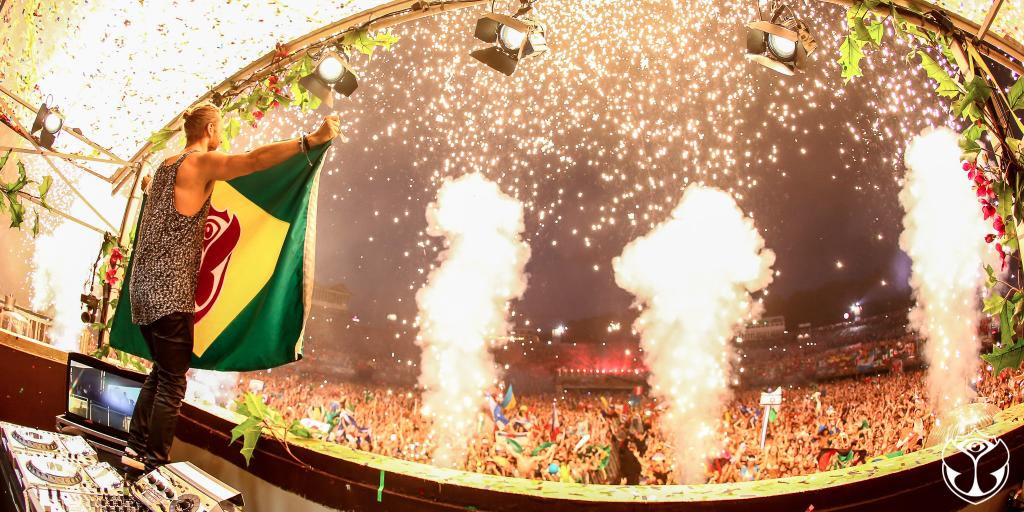 David Guetta - Tomorrowland Brasil